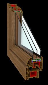 Okna i drzwi PVC z montażem